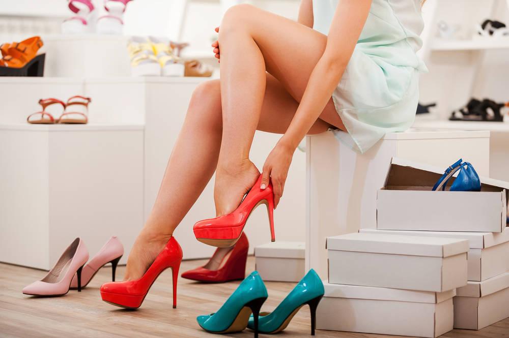 ¿Calzado nuevo? Cuidado con lo que compras