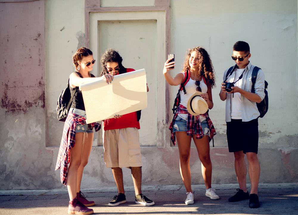 Los nuevos turistas que arrasan con todo