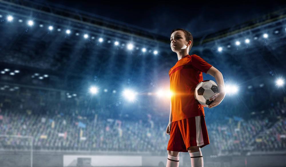El fútbol, una manera de desarrollar una vida