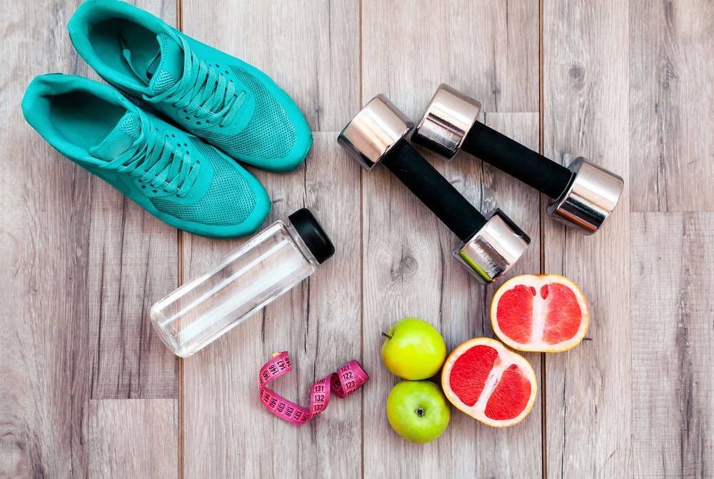Actívate y come sano