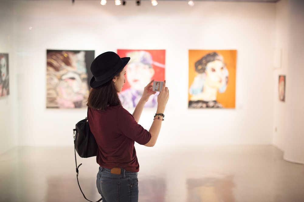 La gran atracción del arte