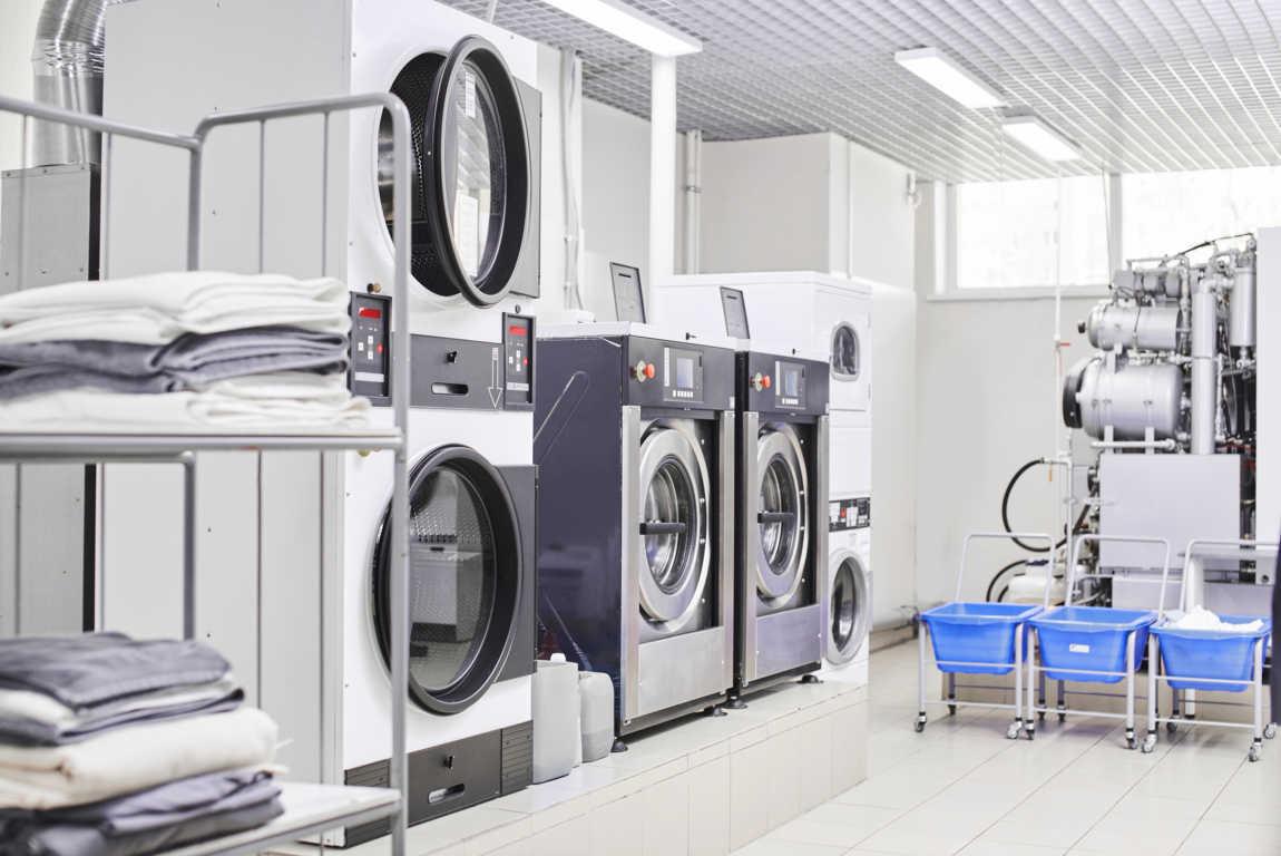 Las lavanderías autoservicio siguen ganando adeptos