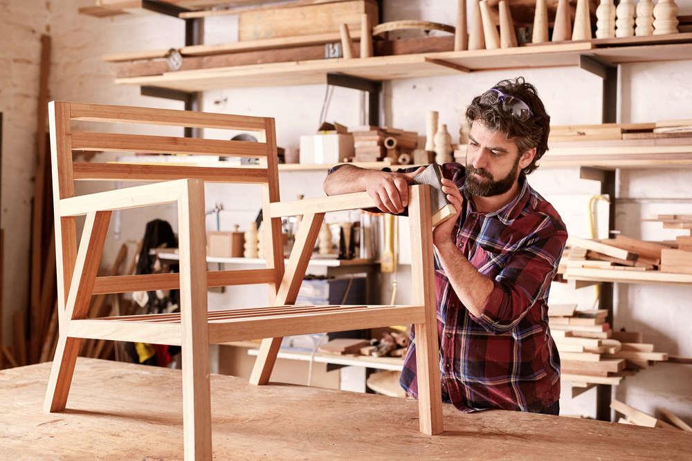 Los grandes diseñadores del mueble