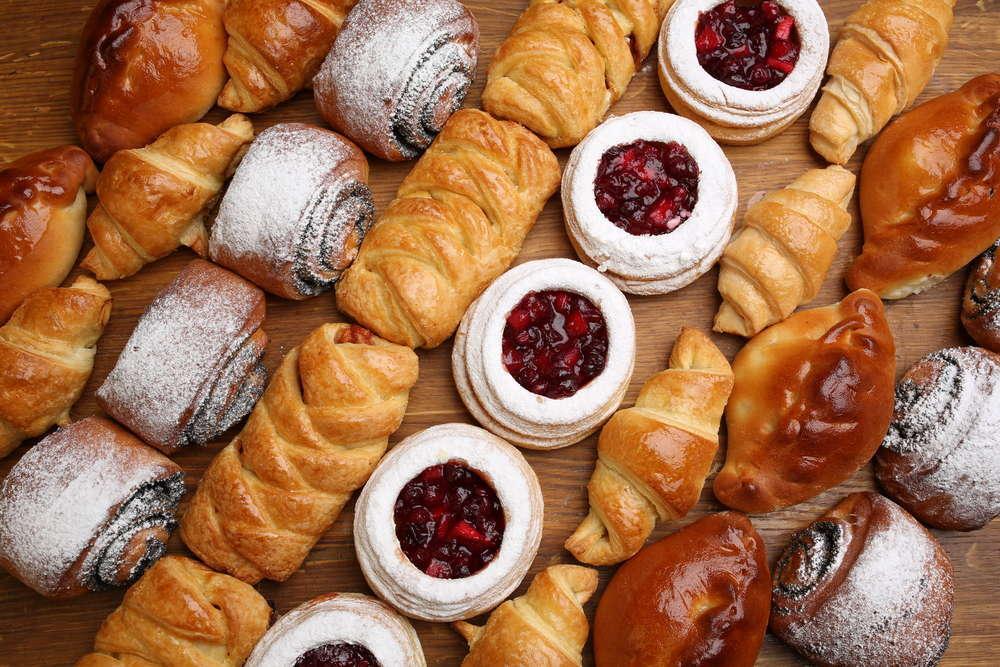 La bollería tradicional, un manjar que también es típico de nuestro país