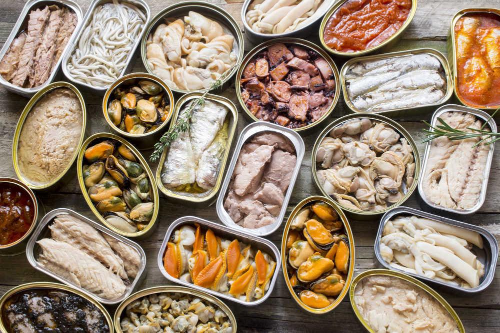 Conservas, el alimento que no puede faltar en ninguna despensa