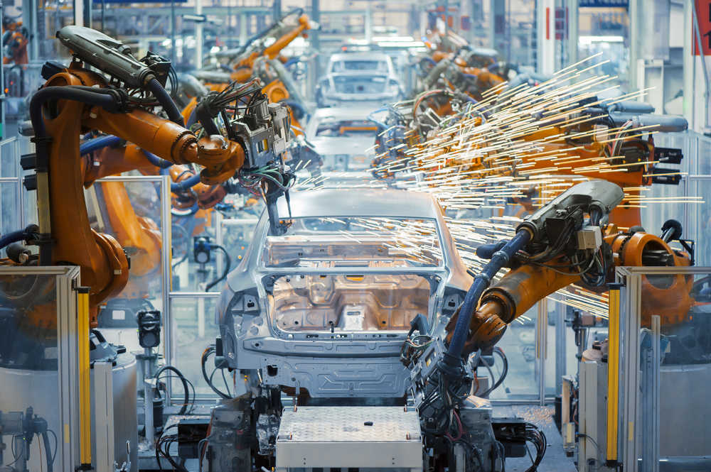 ¿Cómo se fabrican los coches de hoy en día?